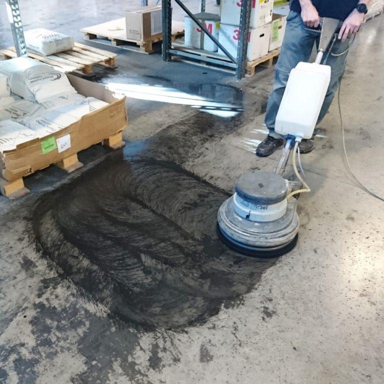 ALFA–BETA servis úklidové služby s.r.o.   Čištění podlah